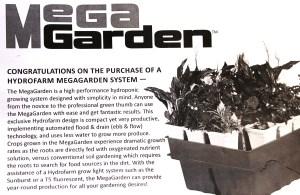 Mega Garden