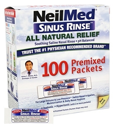 Saline Nasal & Sinus Rinses: What You Need To Know Plus